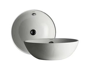 Chậu lavabo Caesar L5215/FB001B/IS002