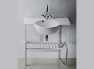 Chậu lavabo Caesar LF5306/AS006